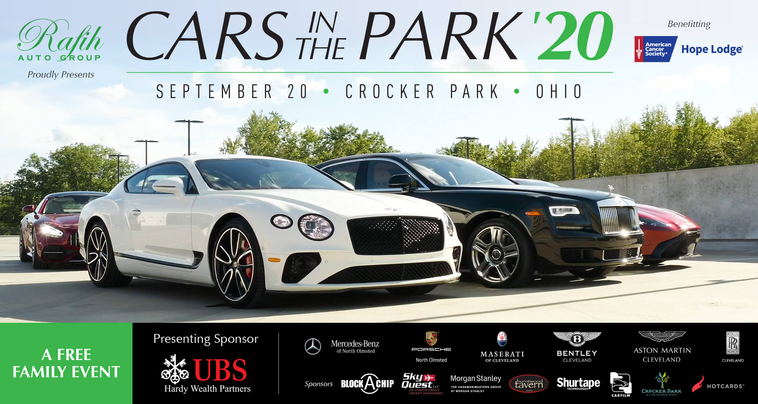 Cars In The Park