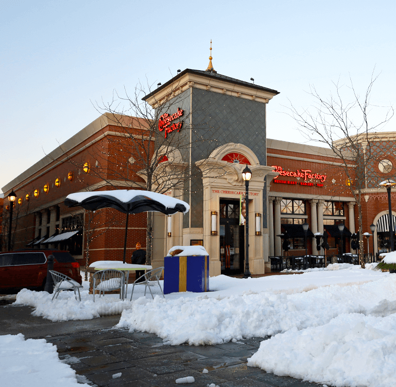 Dine at Crocker Park