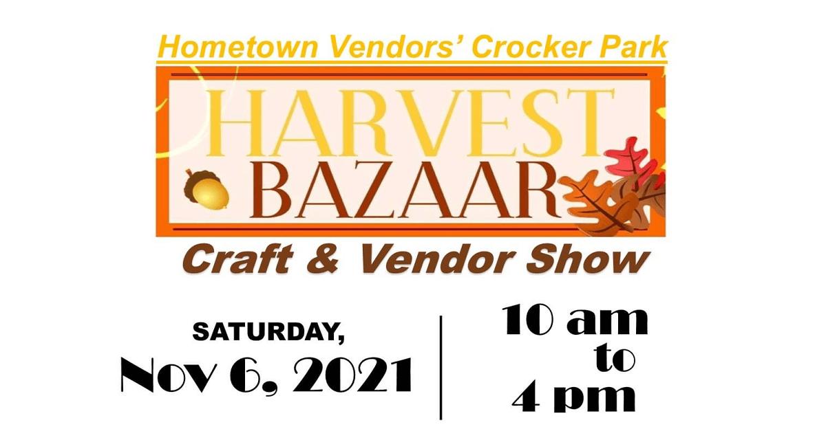 Harvest Bazaar Craft & Vendor Show
