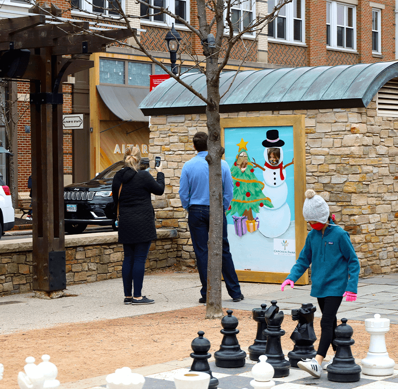 Play at Crocker Park