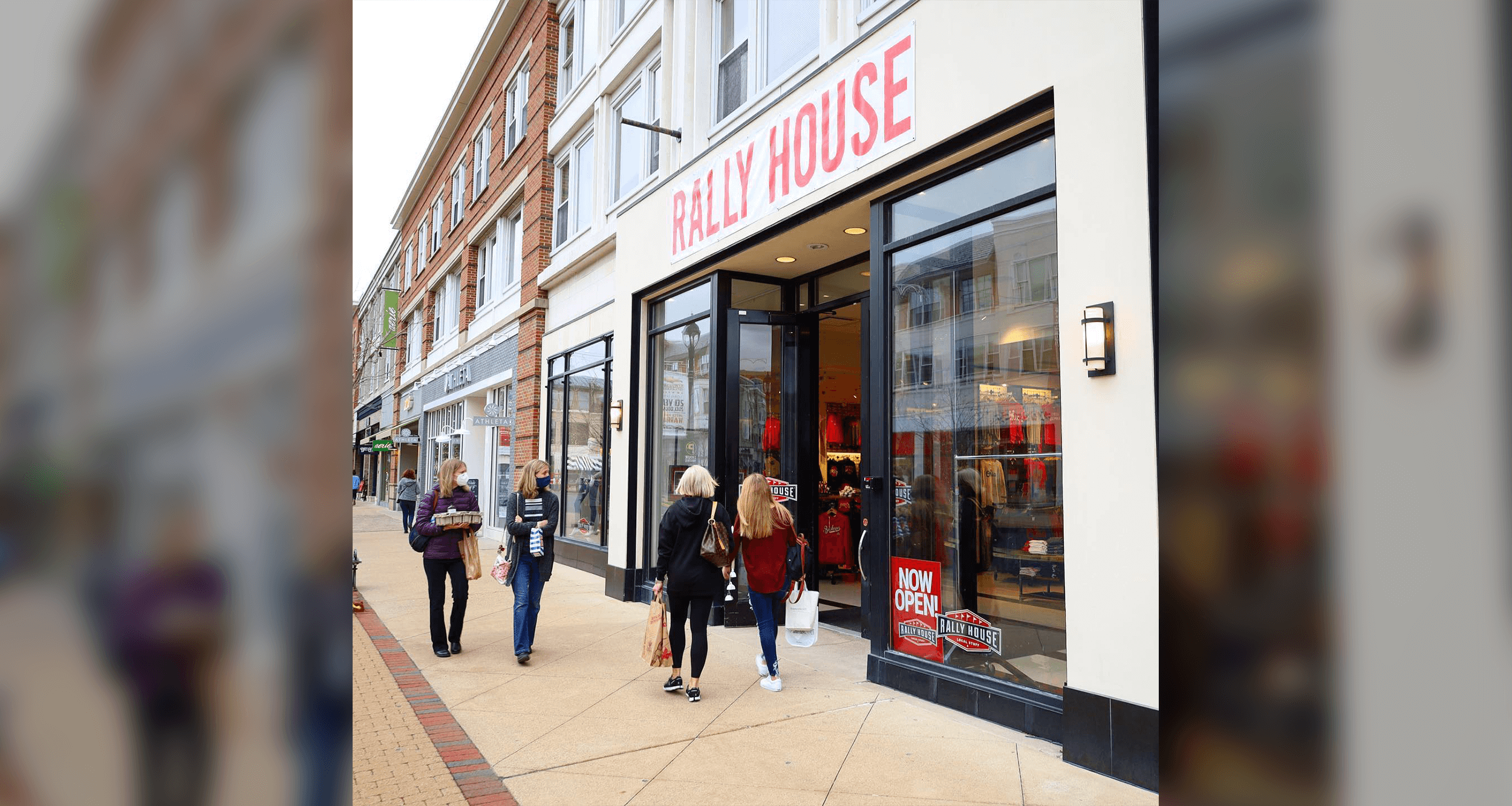 Rally House Opening New Location at Crocker Park