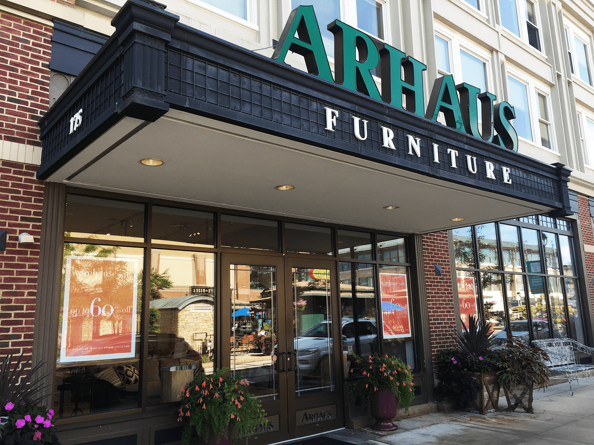 Crocker Park Arhaus Furniture