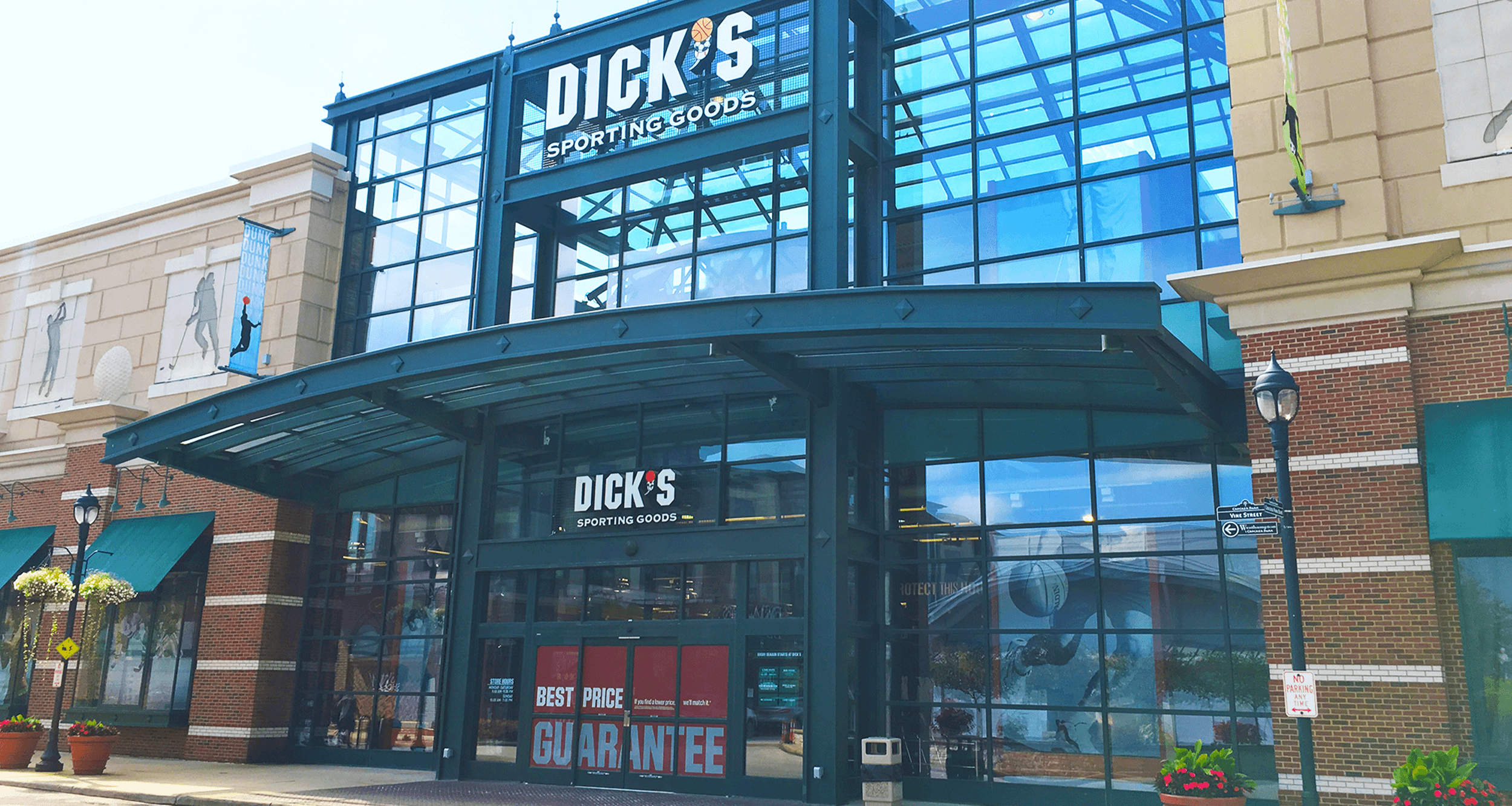 Dick's Sporting Goods Run Your Run myK