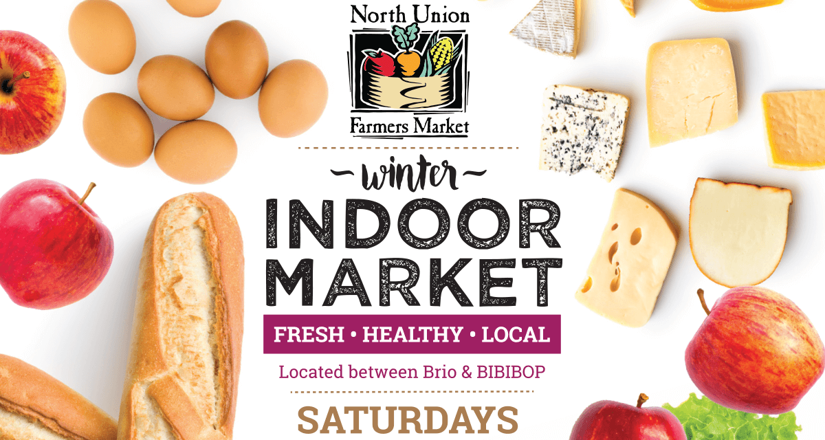 North Union Indoor Winter Farmers Market