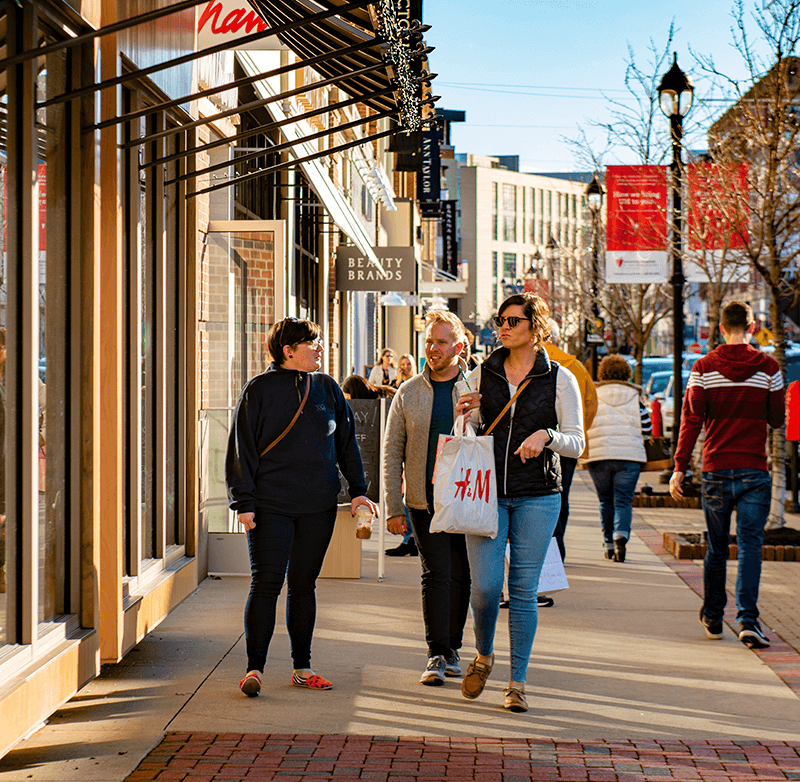 Shop at Crocker Park